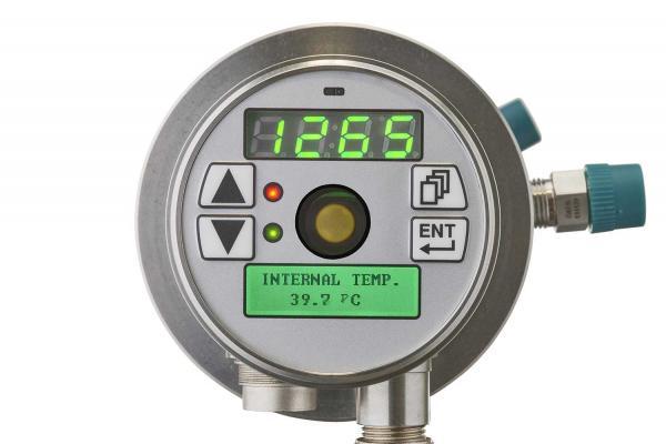 Fluke Process Instruments - Endurance Series Fiber Optic pyrometer (display)